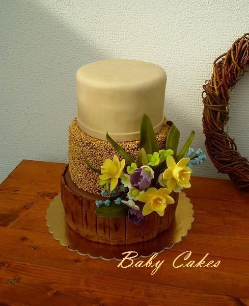Exkluzívne svadobné torty - Obrázok č. 406