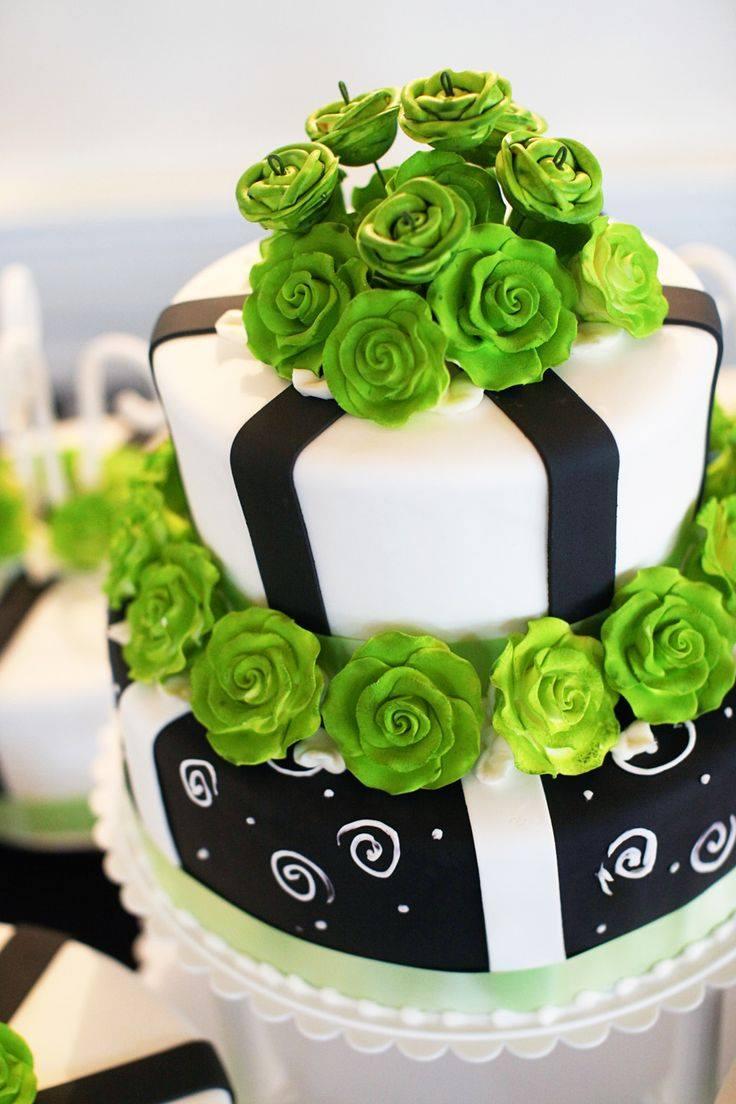 Exkluzívne svadobné torty - Obrázok č. 429