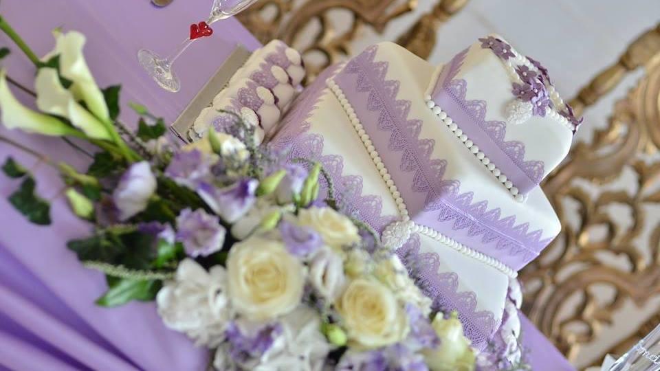 Exkluzívne svadobné torty - Obrázok č. 466
