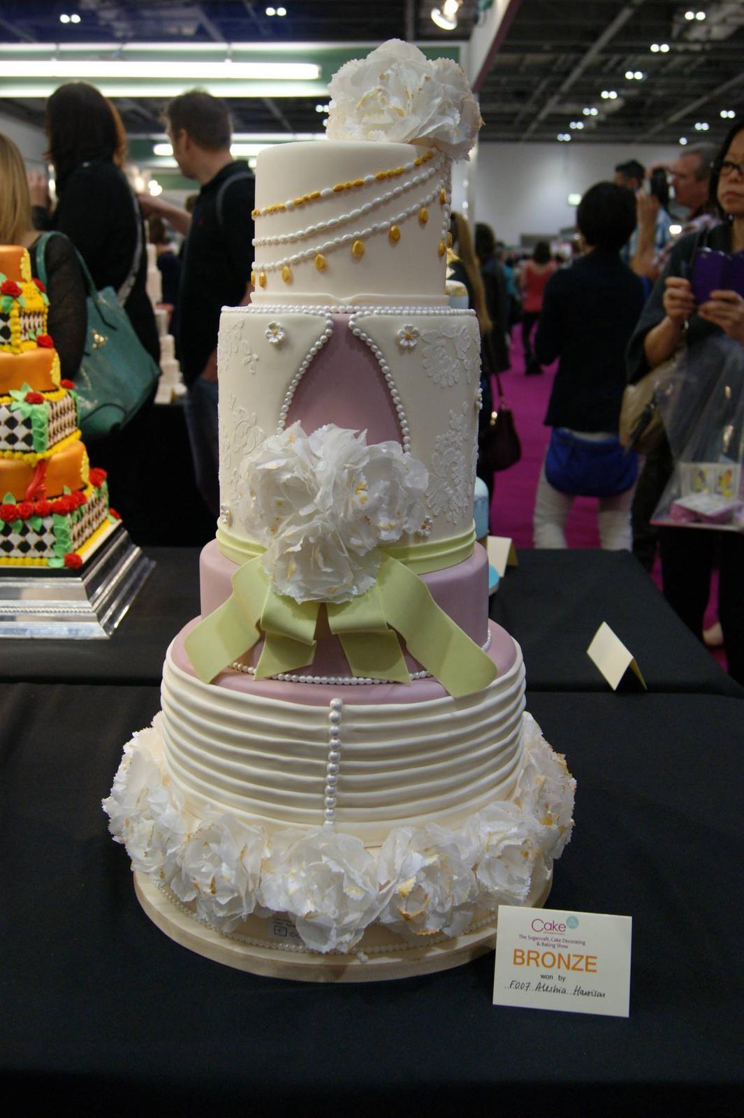 Exkluzívne svadobné torty - Obrázok č. 506