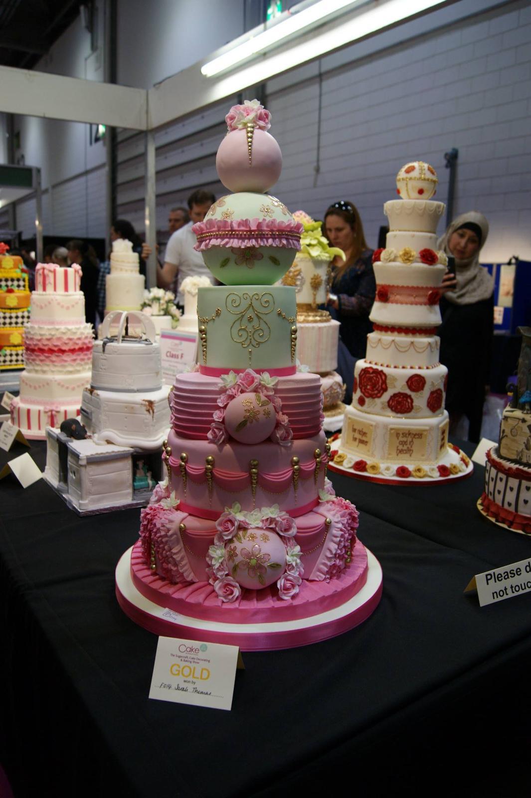 Exkluzívne svadobné torty - Obrázok č. 508