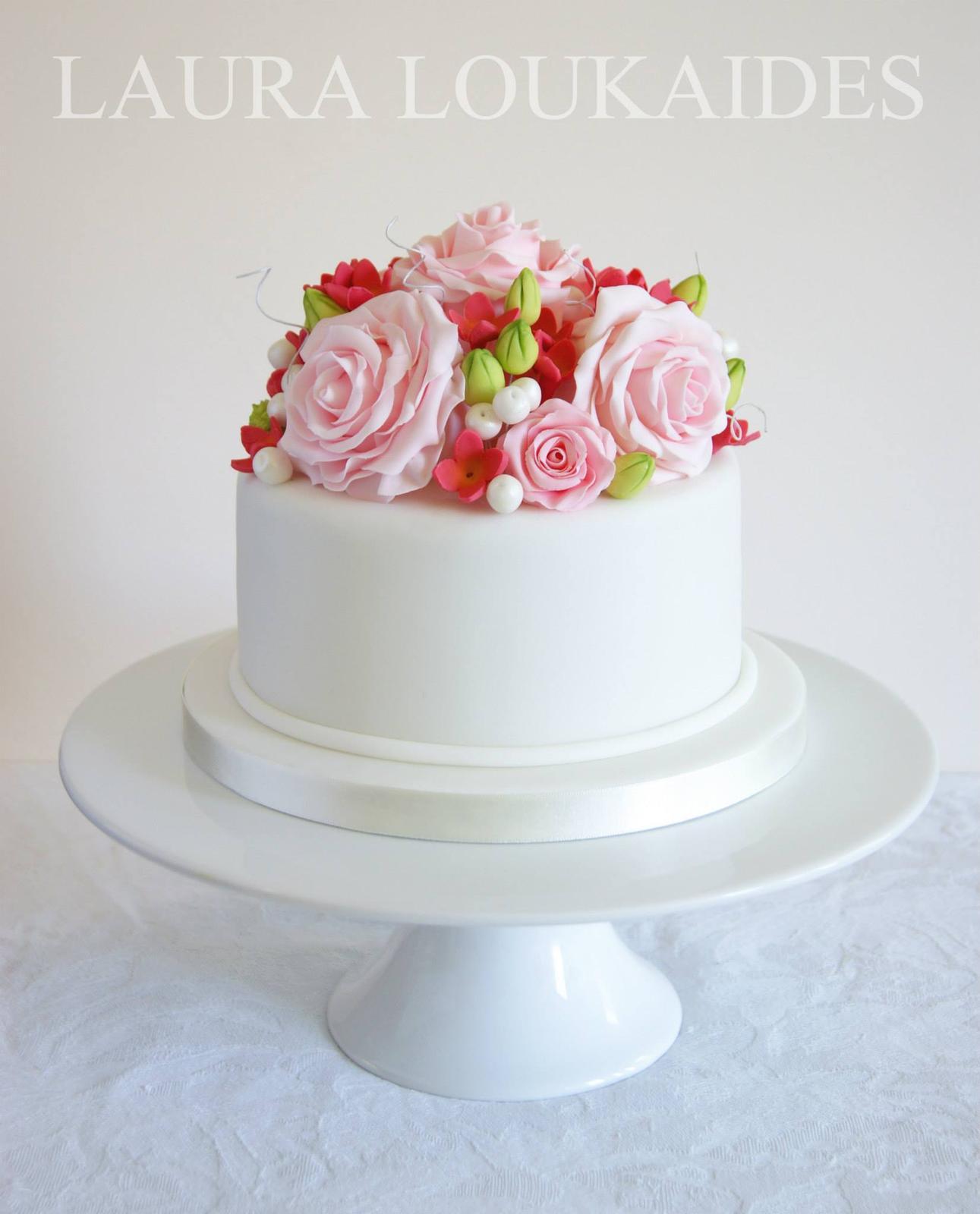 Exkluzívne svadobné torty - Obrázok č. 523