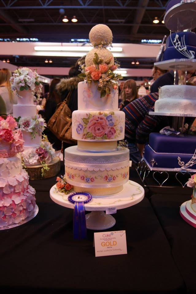 Exkluzívne svadobné torty - Obrázok č. 531
