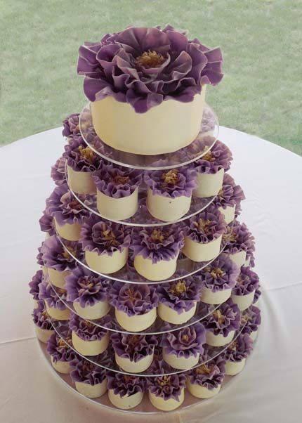 Exkluzívne svadobné torty - Obrázok č. 608