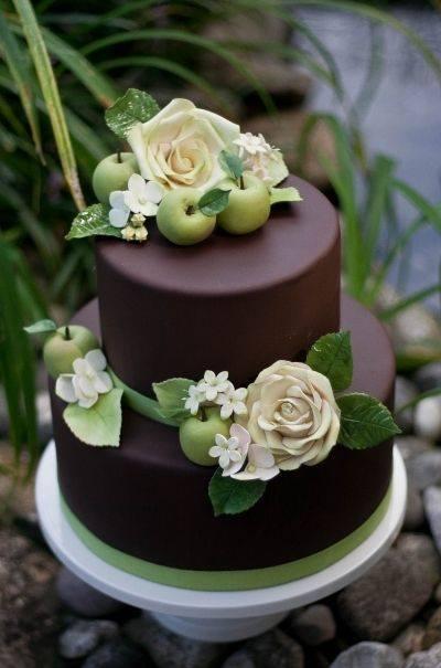 Exkluzívne svadobné torty - Obrázok č. 638
