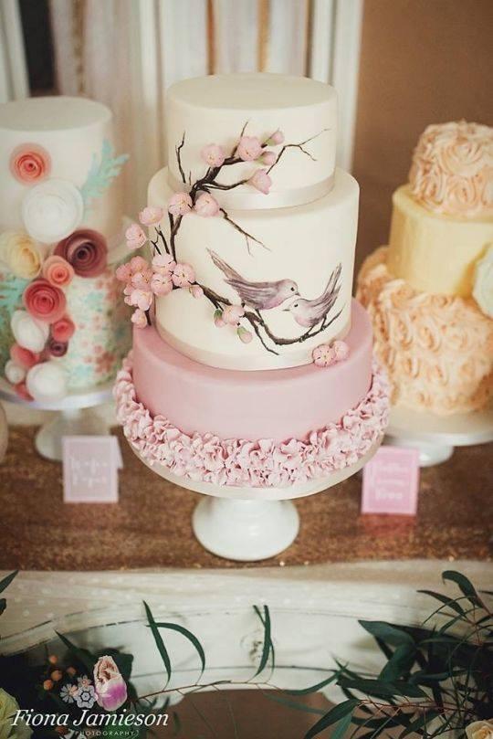 Exkluzívne svadobné torty - Obrázok č. 640
