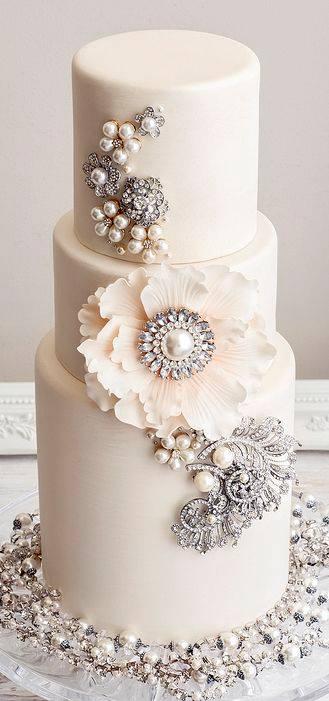 Exkluzívne svadobné torty - Obrázok č. 644