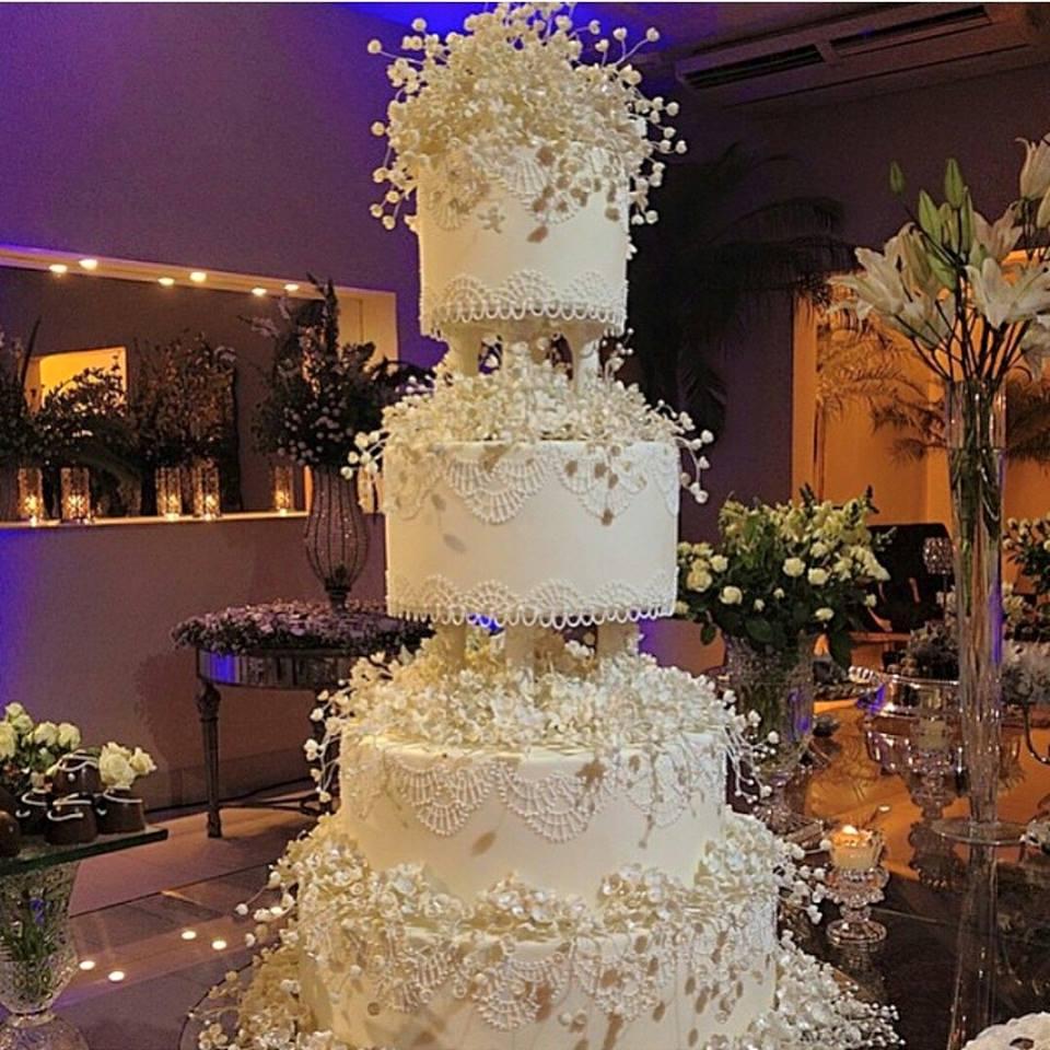 Exkluzívne svadobné torty - Obrázok č. 681