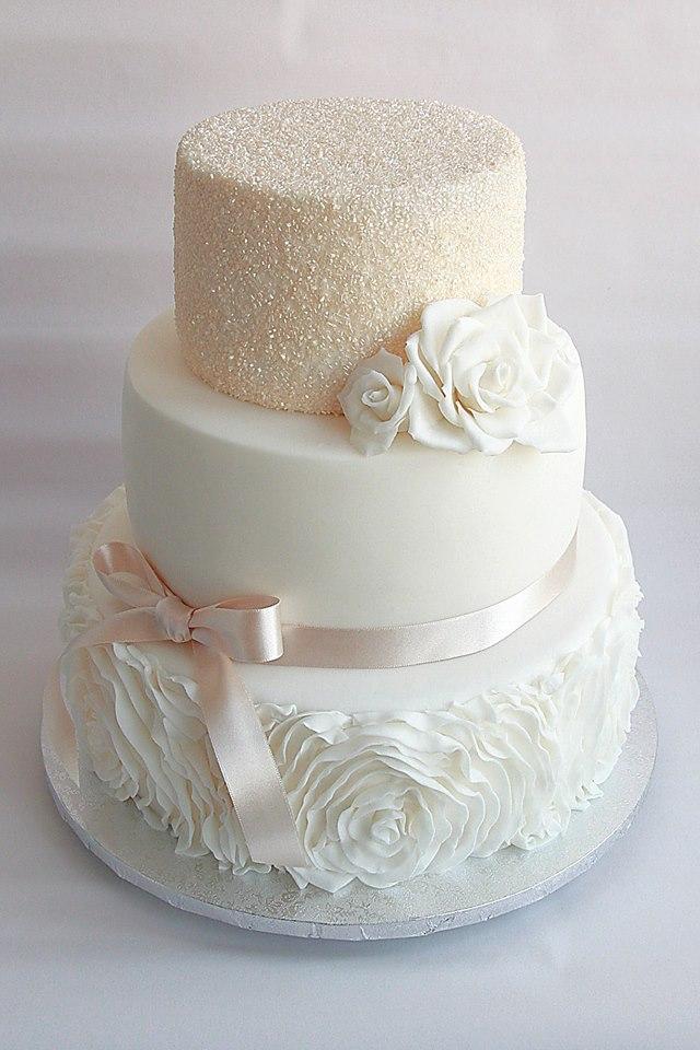 Exkluzívne svadobné torty - Obrázok č. 692