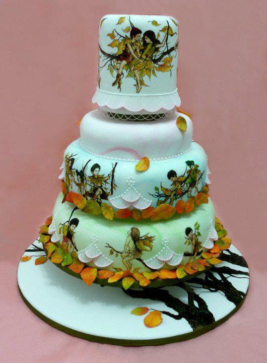 Exkluzívne svadobné torty - Obrázok č. 696