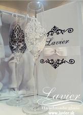 svadobné poháre -nakoniec chcem tieto