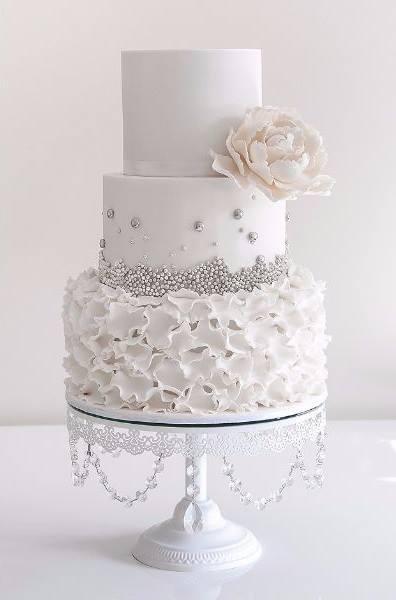 Exkluzívne svadobné torty - Obrázok č. 745
