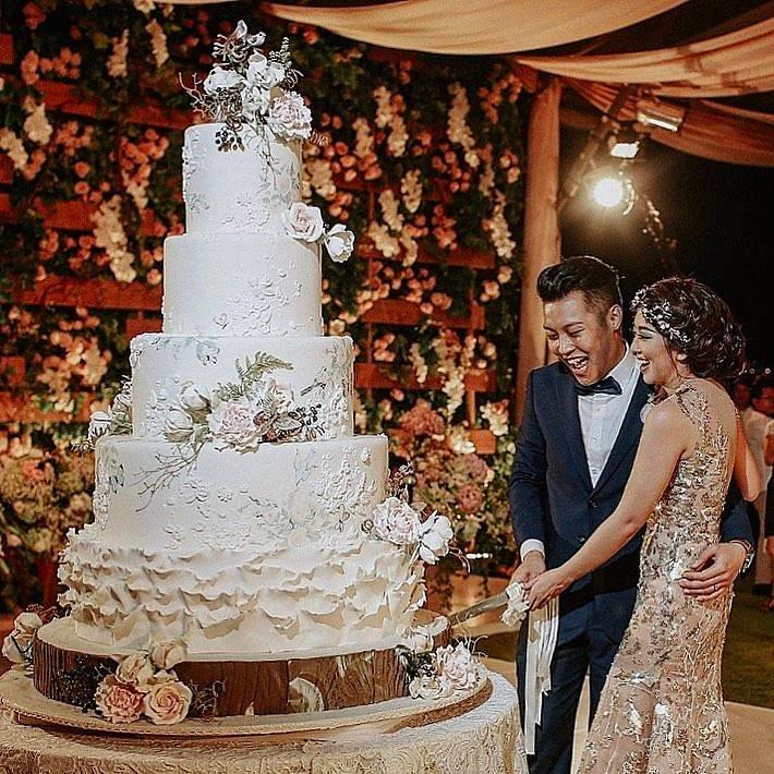 Exkluzívne svadobné torty - Obrázok č. 791