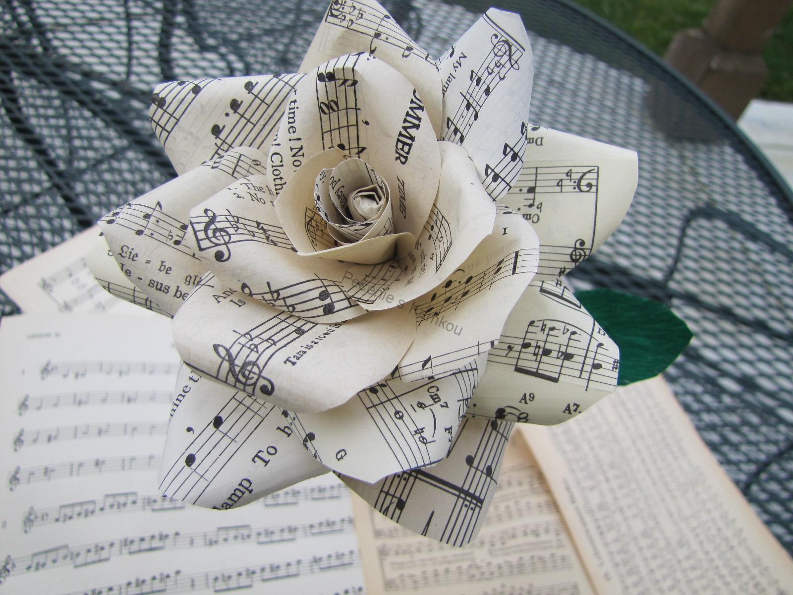 Svadba na hudobnú nôtu - výzdoba