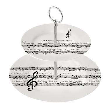 Svadba na hudobnú nôtu - na tortu alebo zákusky