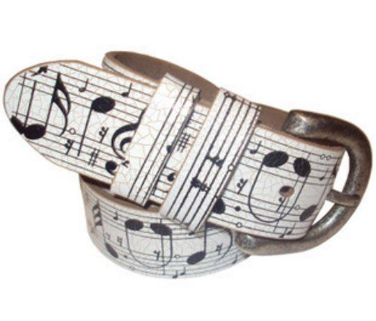 Svadba na hudobnú nôtu - opasok