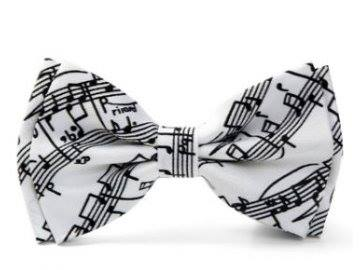 Svadba na hudobnú nôtu - motýlik