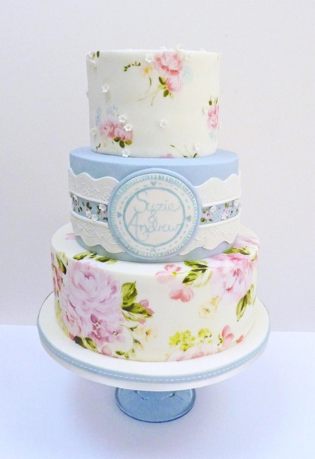 Exkluzívne svadobné torty - Obrázok č. 853