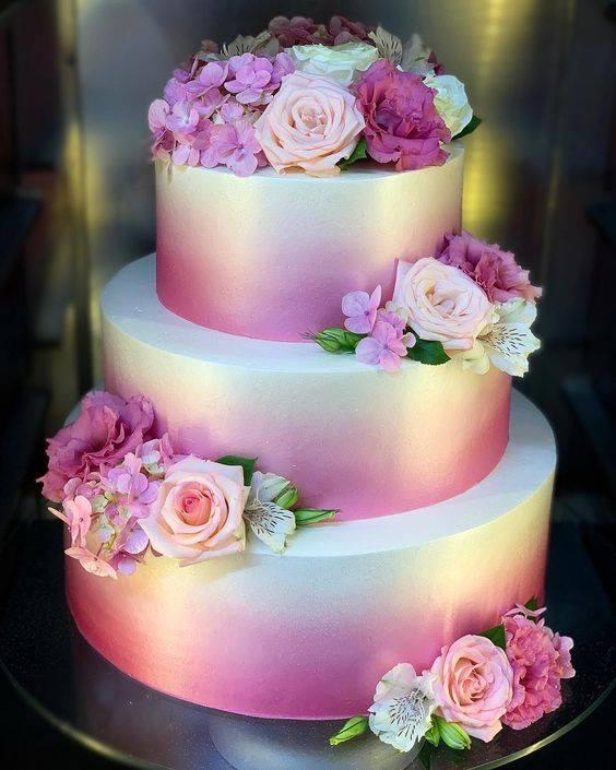 Exkluzívne svadobné torty - Obrázok č. 862
