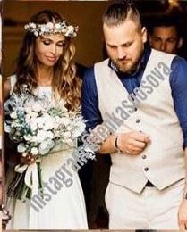 Svadba slávnych II - Moderátorka Lenka Šóošová a Richard Raiman