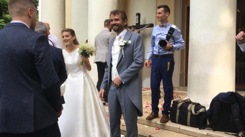 Svadba slávnych II - Choreograf Jána Ďurovčík a Barbora Hlinková