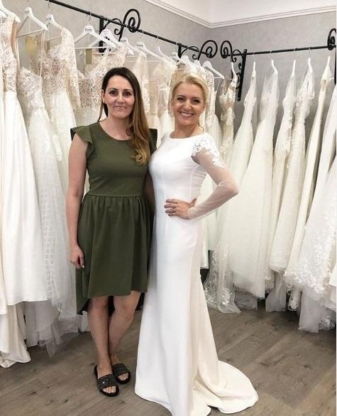 Svadba slávnych II - Moderátorka Aneta Paríšková a Miroslav Polakovič