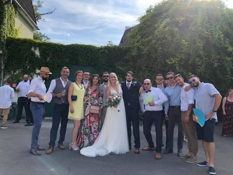 Svadba slávnych II - Jakub Lužina stendapista