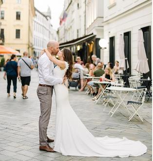 Svadba slávnych II - Štefan Eisel a Silvia Kussová