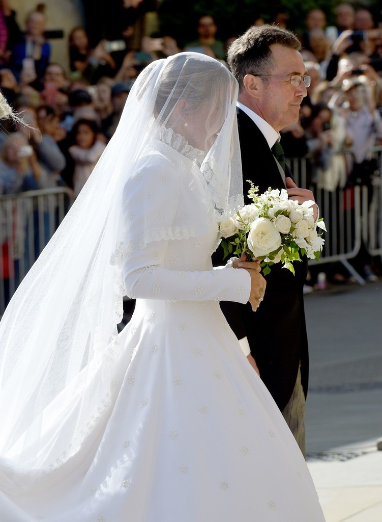 Svadba slávnych II - speváčka Ellie Goulding a Caspar Jopling