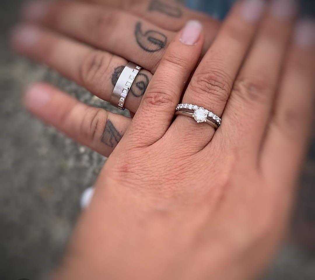 Svadba slávnych II - obrúčky