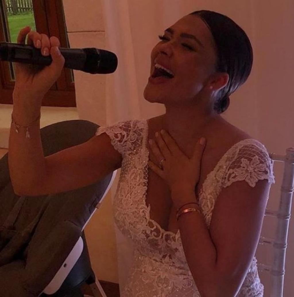 Svadba slávnych II - Alica