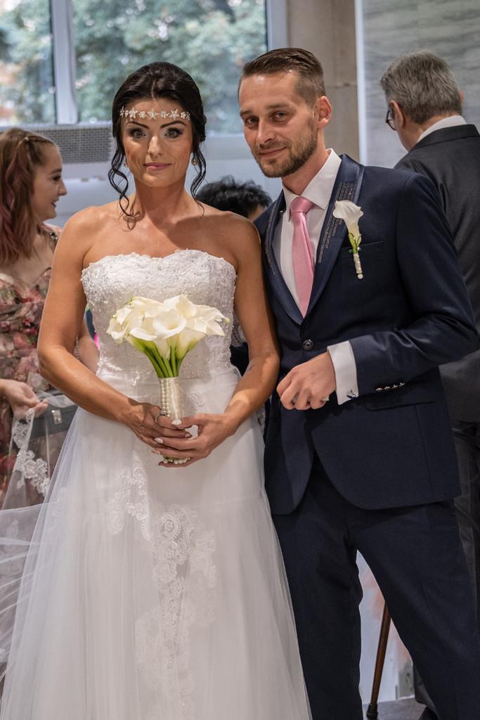 Svadba slávnych II - Moderátor Žaneta a Marek Šilhavíkovci