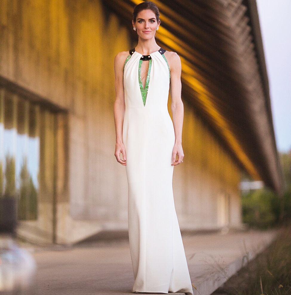 Svadba slávnych II - Modelka: Hilary Rhoda