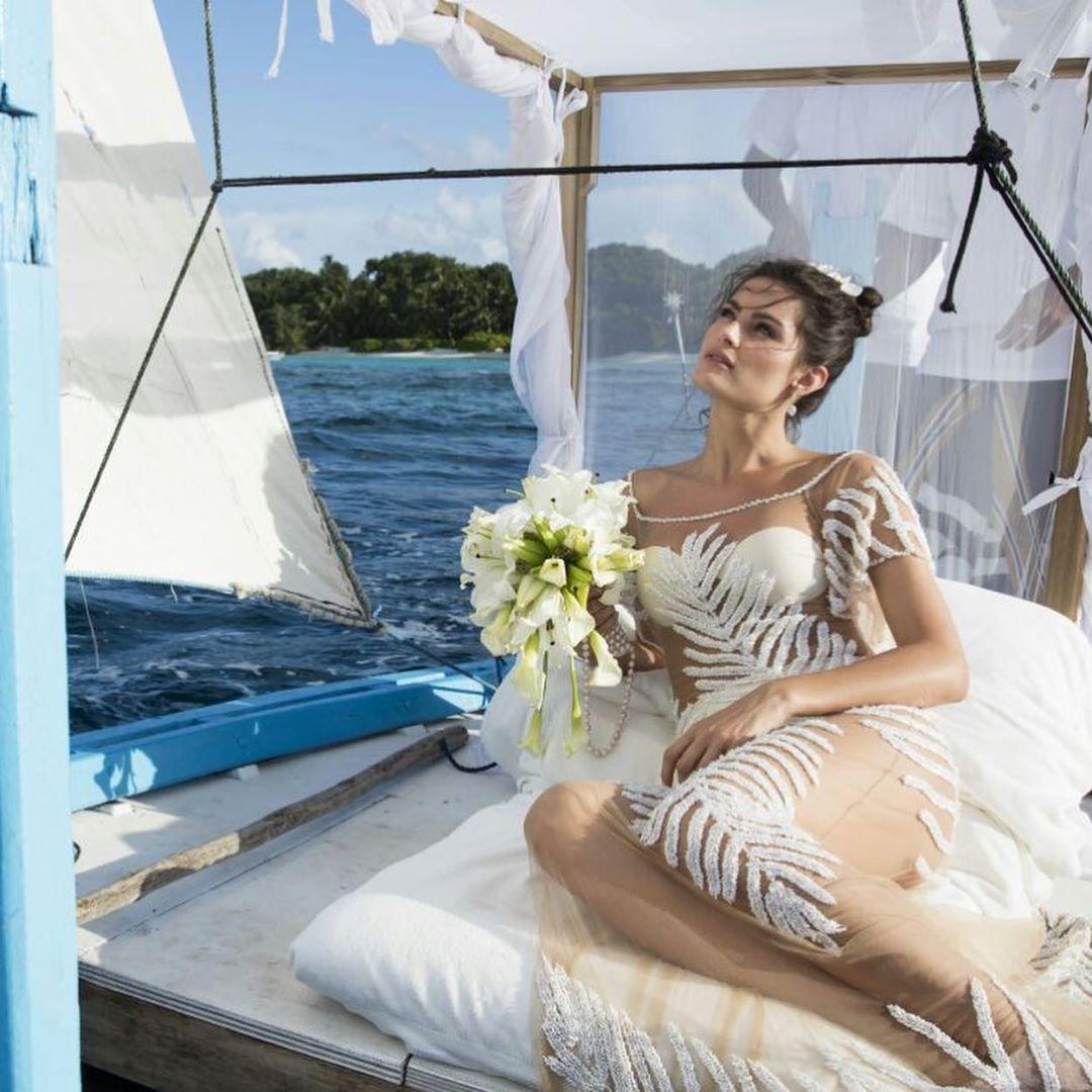 Svadba slávnych II - Modelka: Isabeli Fontana