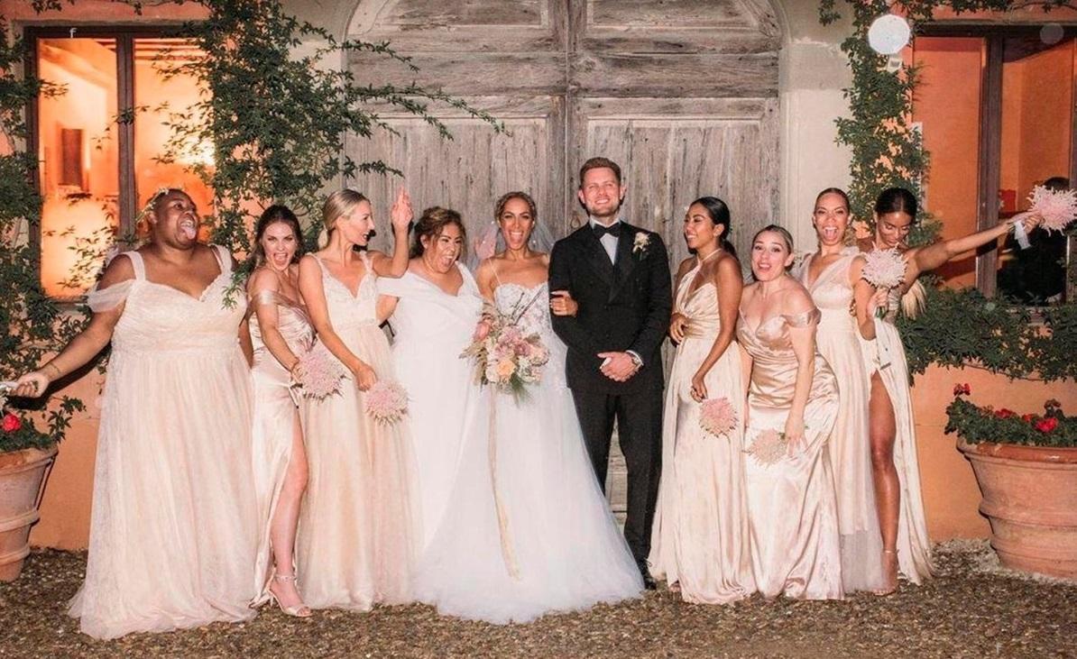 Svadba slávnych II - Speváčka Leona Lewis