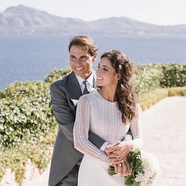 Svadba slávnych II - Tenista Rafael Nadal a Maria Francisca