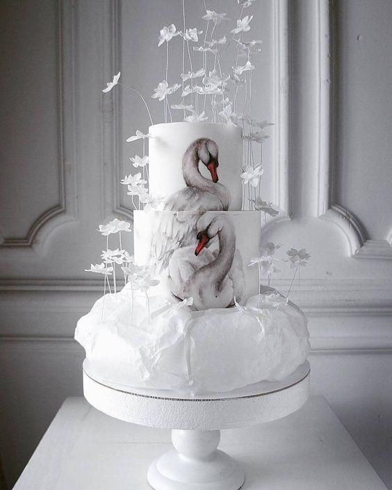 Exkluzívne svadobné torty - Obrázok č. 898