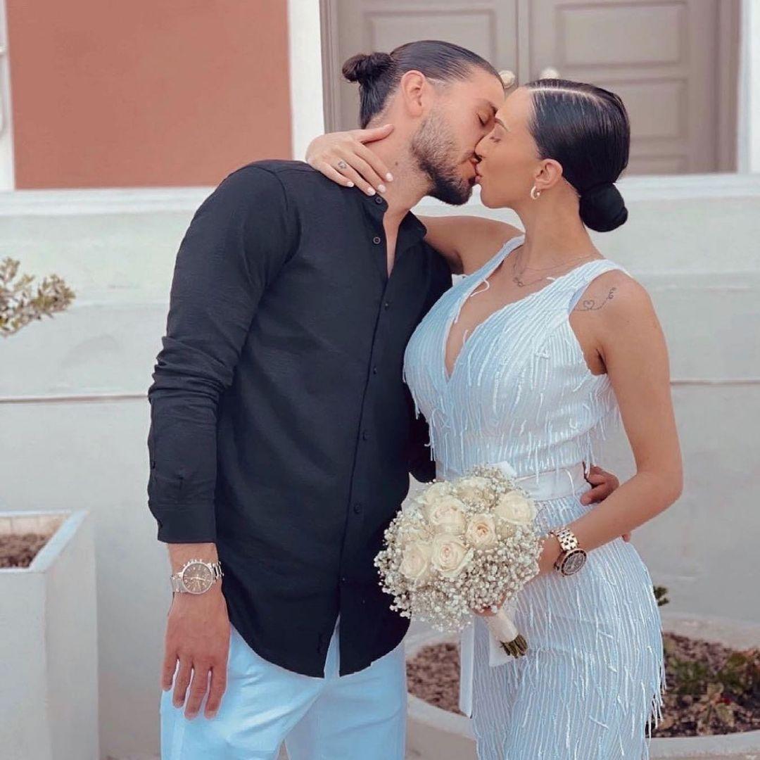 Svadba slávnych II - Futbalist Savvidis Kyriakos
