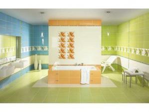 moja dolná kúpeľňa - v modrom