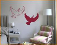 ...máme holuby...