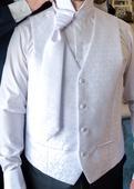 Vesta + kravata, 54