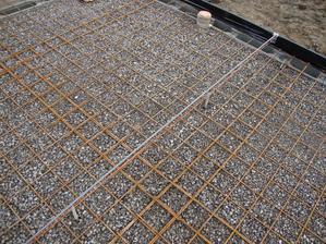 vodítka na betonování