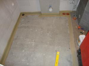 podlaha technická