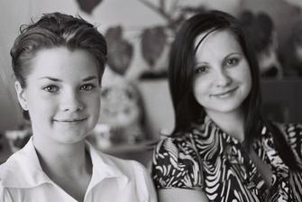 koordinátorky - Janča a Lenča