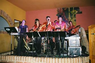 skvélá kapela Apollo