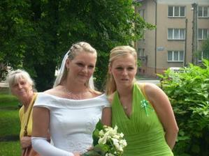 já a moje sestra a svědkyně
