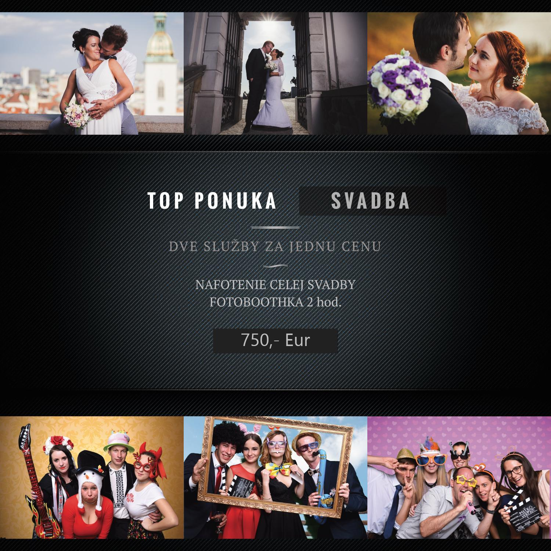 TOP PONUKA - SVADBA - Obrázok č. 1
