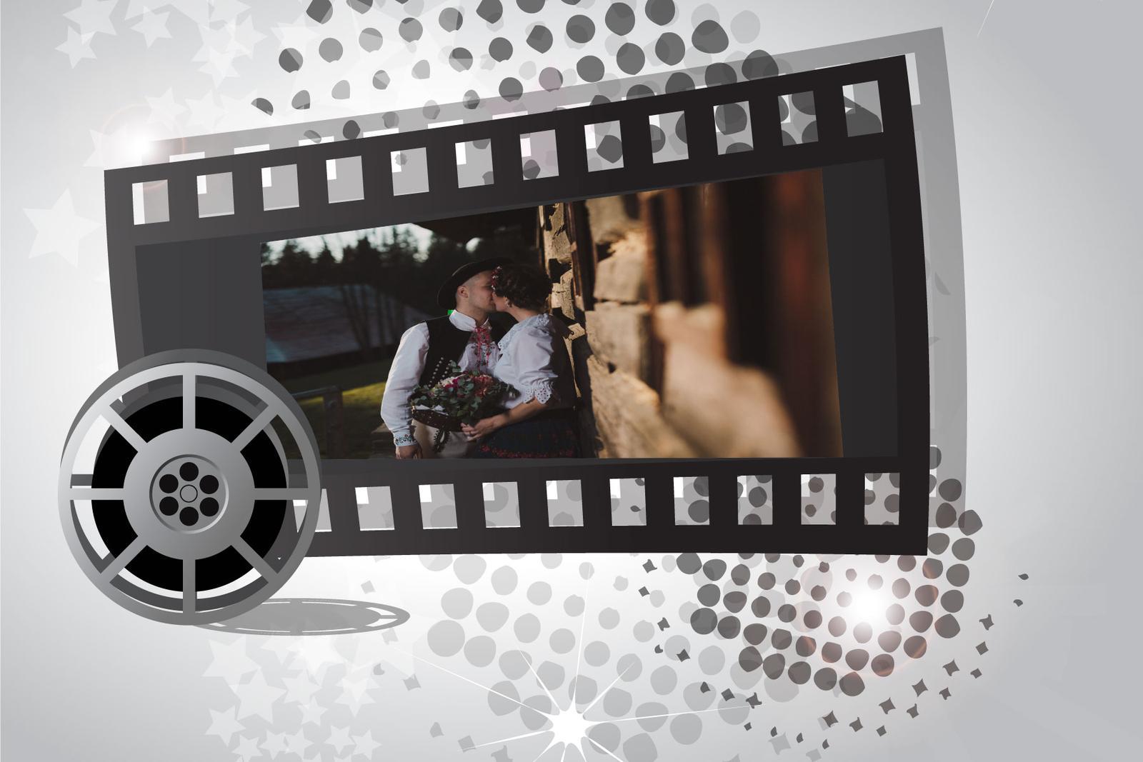 Svadobný film - Štartovacia cena - Obrázok č. 1