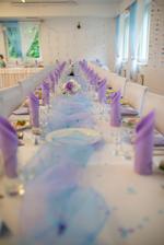 Naše fialovo-modrá svatba <3