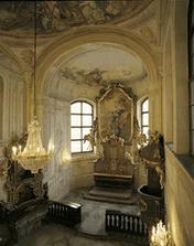 Libeň - kaple